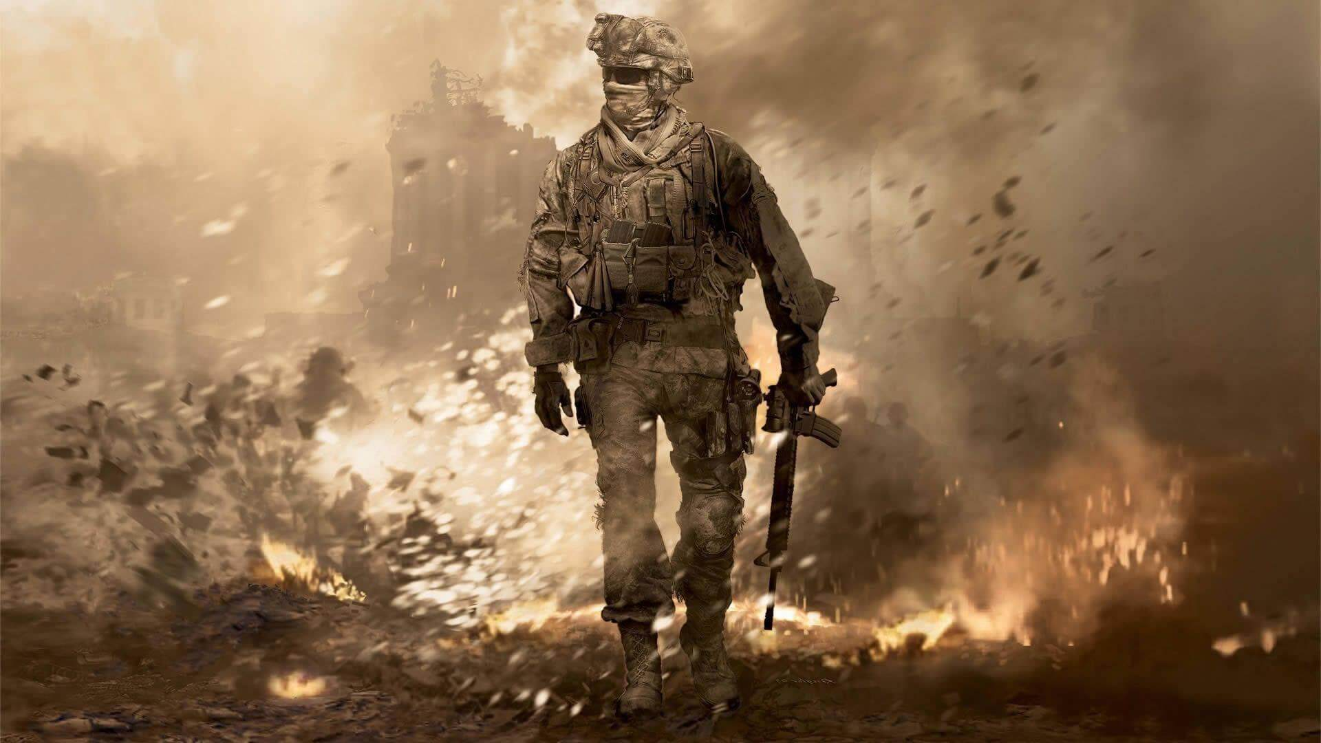 call of duty 2 multiplayer indir