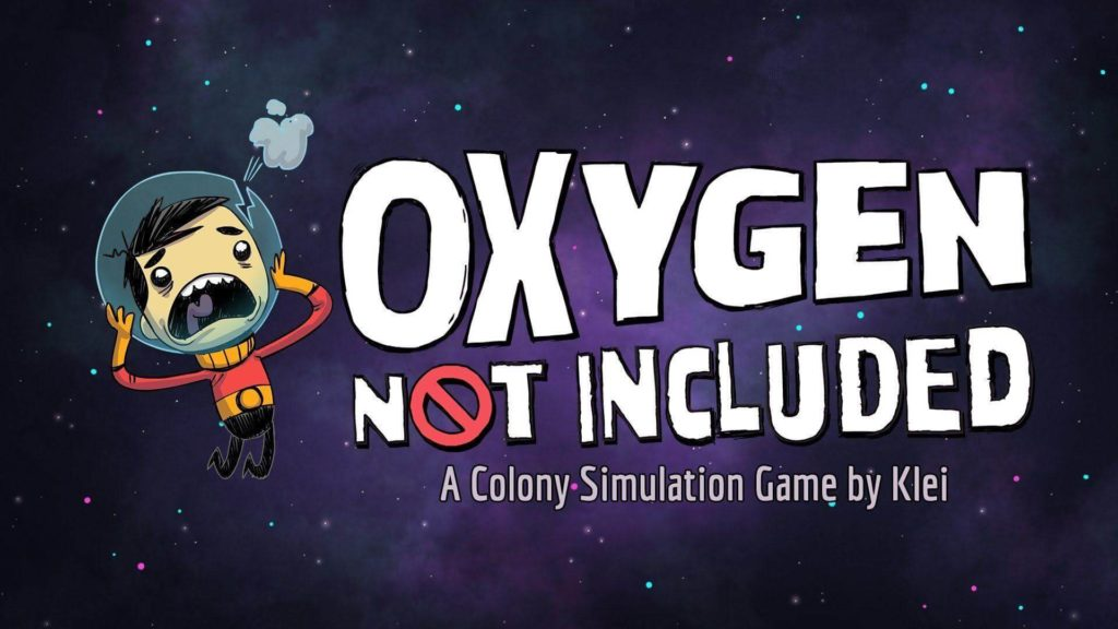 oxygen not included türkçe indir